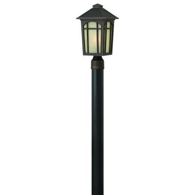 Hinkley Lighting 1981OZ Cedar Hill - One Light Outdoor Post