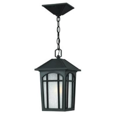 Hinkley Lighting 1982BK-LED Cedar Hill - LED Outdoor Hanging Lantern