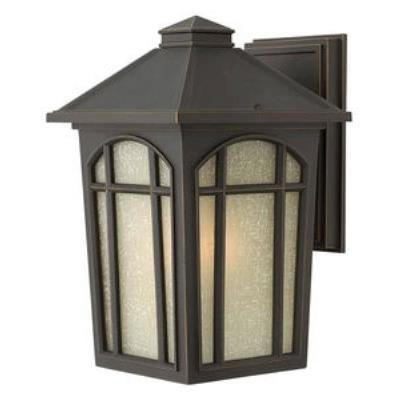 Hinkley Lighting 1984OZ-GU24 Cedar Hill - One Light Medium Outdoor Wall Mount