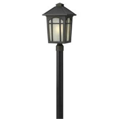 Hinkley Lighting 1989OZ Cedar Hill - One Light Large Post
