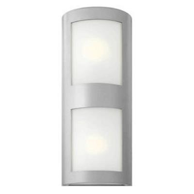 Hinkley Lighting 2025TT-GU24 Solara - One Light Large Outdoor Wall Mount