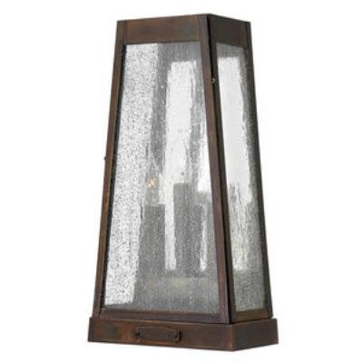Hinkley Lighting 2074SN Valley Forge - Three Light Medium Outdoor Wall Mount