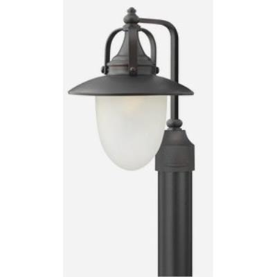 Hinkley Lighting 2081SB-LED Pembrook - One Light Outdoor Post