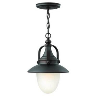 Hinkley Lighting 2082SB Pembrook - One Light Outdoor Hanging Lantern