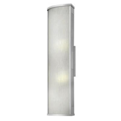 Hinkley Lighting 2115TT District - Two Light Large Outdoor Wall Mount