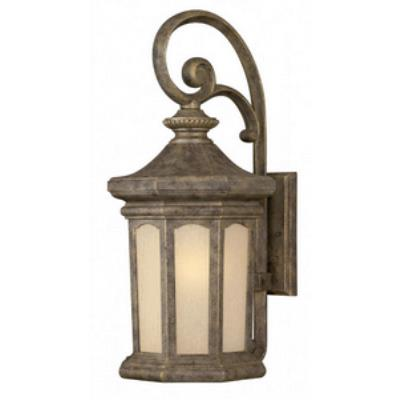 Hinkley Lighting 2135 Rowe Park - One Light Outdoor Wall Mount
