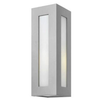 Hinkley Lighting 2194TT Dorian - One Light Medium Outdoor Wall Mount