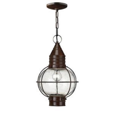 Hinkley Lighting 2202SZ-LED Cape Cod - LED Outdoor Hanging Lantern
