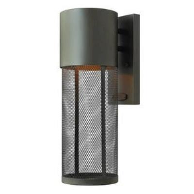 Hinkley Lighting 2300KZ-LED Aria - One Light Outdoor Small Wall Mount