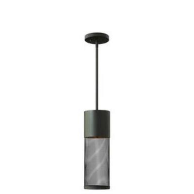 Hinkley Lighting 2302KZ-LED Aria - One Light Outdoor Hanging Lantern