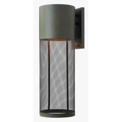 Hinkley Lighting 2305KZ-LED Aria - One Light Outdoor Large Wall Mount