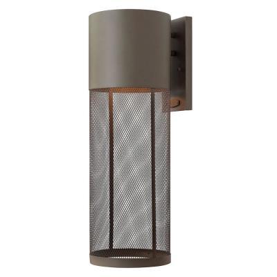 Hinkley Lighting 2305KZ Aria - One Light Outdoor Large Wall Mount