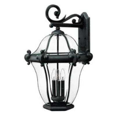 Hinkley Lighting 2446MB San Clemente X Large Wall Outdoor