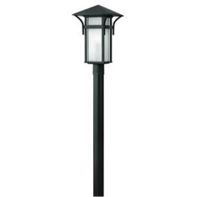 Hinkley Lighting 2571SK Harbor - One Light Outdoor Post Mount