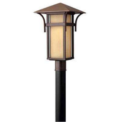 Hinkley Lighting 2571AR-GU24 Harbor - One Light Medium Post