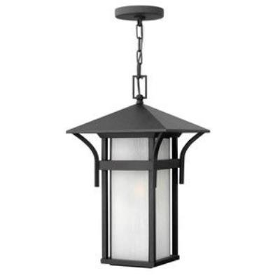 Hinkley Lighting 2572SK-GU24 Harbor - One Light Outdoor Hanging Lantern