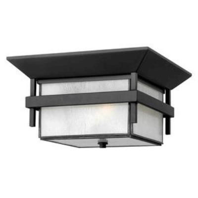 Hinkley Lighting 2573SK-GU24 Harbor - One Light Outdoor Flush Mount