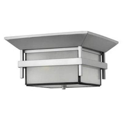 Hinkley Lighting 2573TT-GU24 Harbor - One Light Outdoor Flush Mount