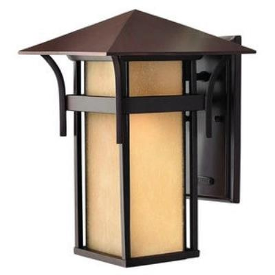 Hinkley Lighting 2574AR Harbor Medium Wall Outdoor - Energy Savings