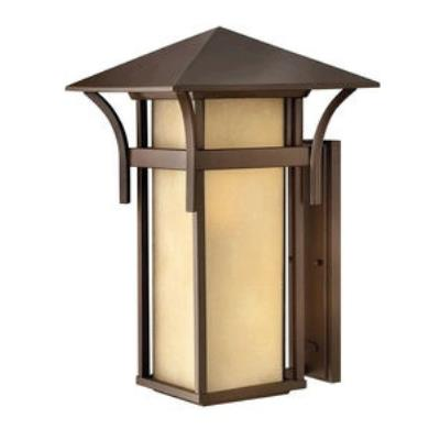 Hinkley Lighting 2579AR-GU24 Harbor - One Light Outdoor Hanging Lantern