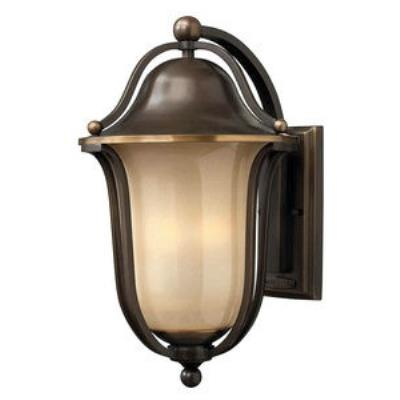 Hinkley Lighting 2635OB-GU24 Bolla - One Light Large Outdoor Wall Mount