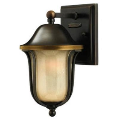 Hinkley Lighting 2636OB Bolla Mini Wall Outdoor