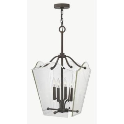 Hinkley Lighting 3006OZ Wingate - Four Light Foyer
