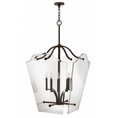 Hinkley Lighting 3009OZ Wingate - Eight Light Foyer