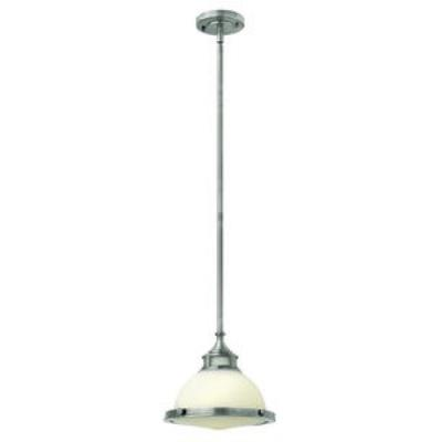 Hinkley Lighting 3127PL Amelia - One Light Combo Mini-Pendant