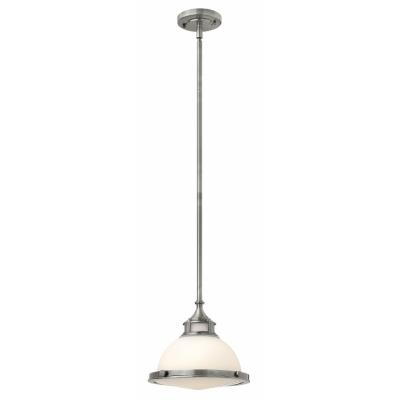 Hinkley Lighting 3127PL Amelia - One Light Combo Mini-Pendant