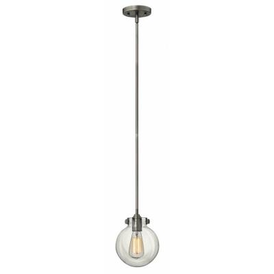 Hinkley Lighting 3128AN Congress - One Light Mini-Pendant
