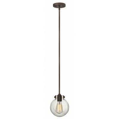 Hinkley Lighting 3128OZ Congress - One Light Mini-Pendant
