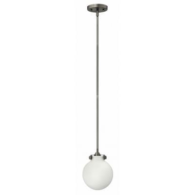 Hinkley Lighting 3133AN Congress - One Light Mini-Pendant