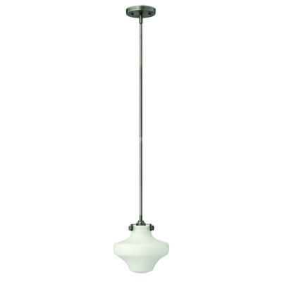 Hinkley Lighting 3134AN Congress - One Light Mini-Pendant