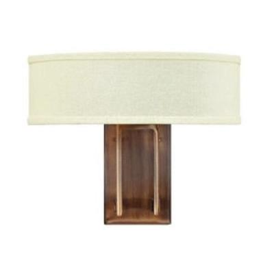 Hinkley Lighting 3202BR Hampton Two Light Wall Sconce