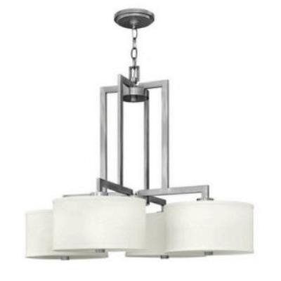 Hinkley Lighting 3214AN 4LT FOYER