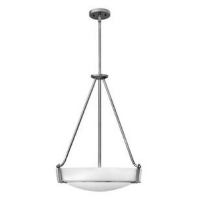 "Hinkley Lighting 3222AN Hathaway - 26.50"" Four Light Foyer"