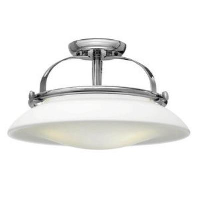 Hinkley Lighting 3321CM Hutton - Three Light Semi-Flush Mount