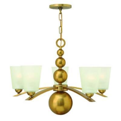 Hinkley Lighting 3445VS Zelda - Five Light Chandelier