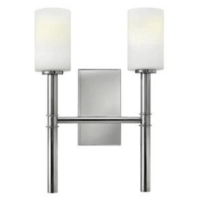 Hinkley Lighting 3582PN Margeaux - Two Light Wall Sconce