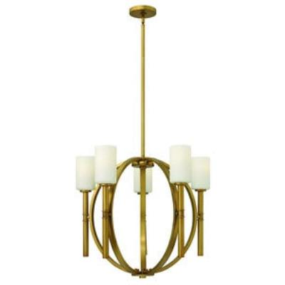 Hinkley Lighting 3585VS Margeaux - Five Light Chandelier