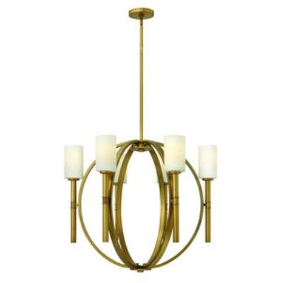 Hinkley Lighting 3586VS Margeaux - Six Light Chandelier