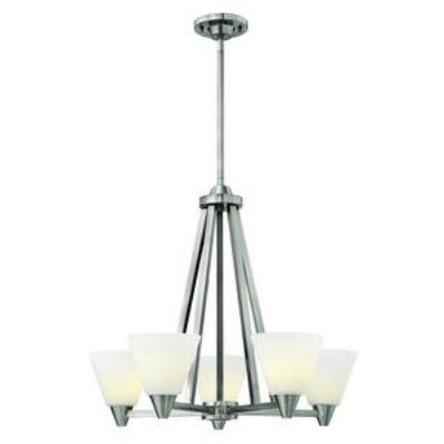 Hinkley Lighting 3665BN Dillon - Five Light Chandelier