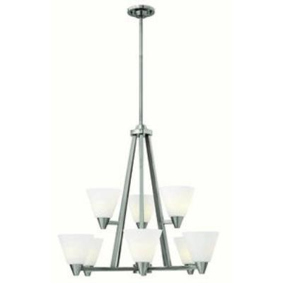 Hinkley Lighting 3668BN Dillon - Nine Light Chandelier