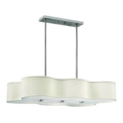 Hinkley Lighting 3802 Cirrus - Six Light Island Chandelier