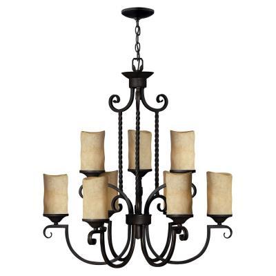 Hinkley Lighting 4018OL Casa Chandelier