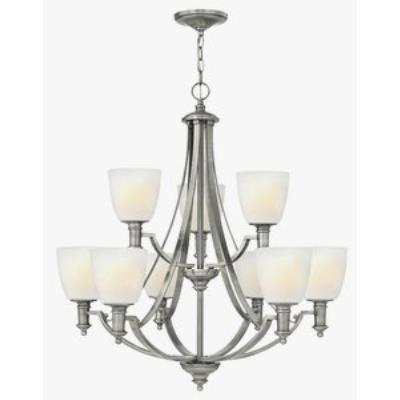 Hinkley Lighting 4028AN Truman - Nine Light Chandelier