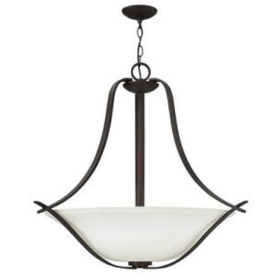 Hinkley Lighting 4062VZ Lauren - Three Light Invert Foyer