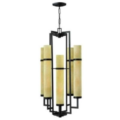 Hinkley Lighting 4099RI Cordillera Ten Light Chandelier