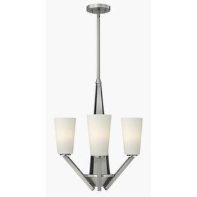 Hinkley Lighting 4133BN Victory - Three Light Chandelier